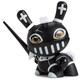 Shah Mat Dunny Chess - Knight (Black)