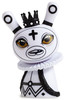 Shah Mat Dunny Chess - King (White)
