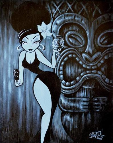 Exotica_in_the_key_of_murder-shawn_dickinson-acrylic-trampt-281350m