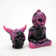 Alavaka_-_unpainted_neon_pink_and_black_marbled-devilboy_toby_dutkiewicz-alavaka-devils_head_product-trampt-281474t