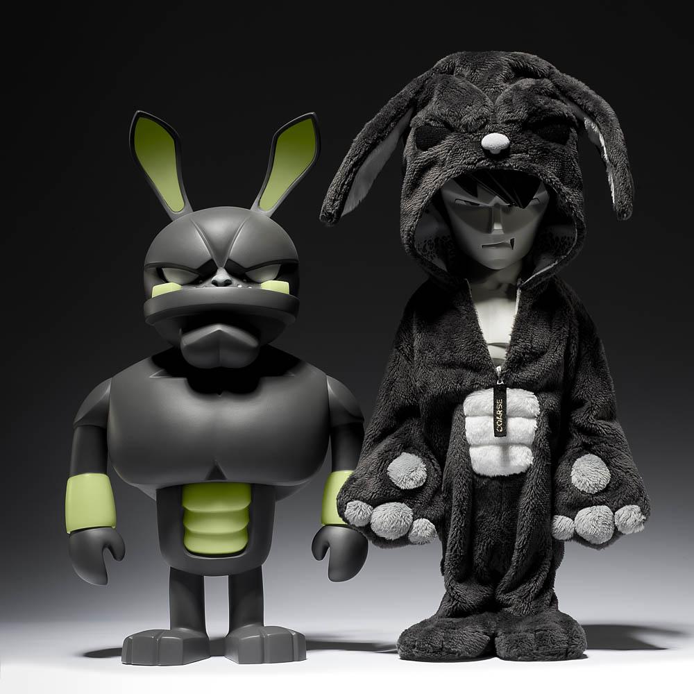 False Friends Reignited Monochrome Coarse Toys