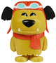 Wacky Races - Muttley (Flocked)