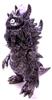 Rangeas Space Black + Skull (Purple x GID)