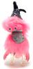 Yumenoko - Pink Clear & Black
