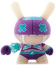 Purple GID Dairobo-Z (Kidrobot Exclusive)