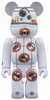 100% Star Wars - BB-8 Be@rbrick (Ana Jet)
