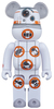 400% Star Wars - BB-8 Be@rbrick (ANA Jet)