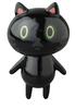VAG (Vinyl Artist Gacha) - Series 8 - Black Zodiac Cat