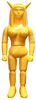 Mulan - Unpainted Yellow