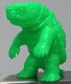 KAMENGO (カメンゴ) Neon Green 2