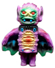 Wolf Thing Bat Mother - Purple Fuzz