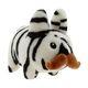 """Zebra Stache Labbit - 7"""""""