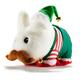 Holiday Elf Labbit Plush - 7""