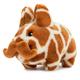 "Giraffe Stache Labbit - 7"""