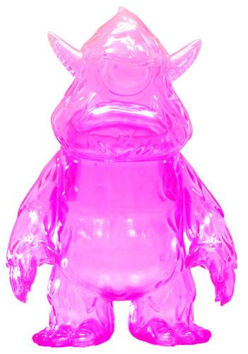 Stroll_translucent_hot_pink_dcon_16-spankystokes_john_stokes-stroll-toy_art_gallery-trampt-285014m