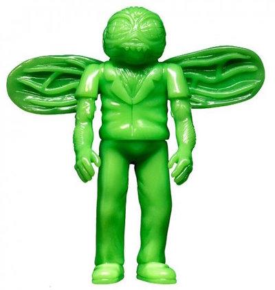 Carls_senior_-_unpainted_green_dcon_16-joseph_harmon-carls_senior-toy_art_gallery-trampt-285176m