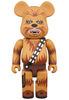 400% Chewbacca Be@rbrick