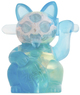 Infected Misfortune Cat - Translucent Blue