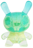 Infected Dunny - Lime/ Light Blue
