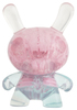 Infected Dunny - Light Pink and Blue