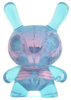 Infected Dunny - Light Blue and Pink