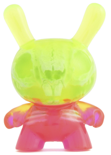Infected_dunny_-_fluorescent_greenfluorescent_pink-scott_wilkowski-dunny-trampt-286522m
