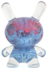 Infected Dunny - Blue/Red
