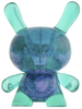 Infected Dunny - Teal and Blue/Purple