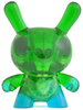 Infected Dunny - Green and Blue