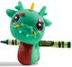 Crayola Coloring Critter - Shamrock Dragon