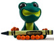 Crayola Coloring Critter - Green Frog