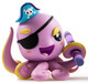 Crayola Coloring Critter - Purple Mountains Majesty Octopus
