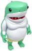 Shark Boy - Green