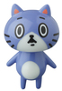 VAG (Vinyl Artist Gacha) - Box Series 1 - Blue Zodiac Cat