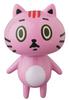 Pink Zodiac Cat
