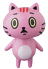 VAG (Vinyl Artist Gacha) - Box Series 1 - Pink Zodiac Cat