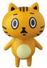 VAG (Vinyl Artist Gacha) - Box Series 1 - Orange Zodiac Cat