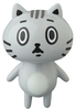 VAG (Vinyl Artist Gacha) - Box Series 1 - Grey Zodiac Cat