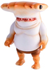 Shark Boy - Orange Hammerhead