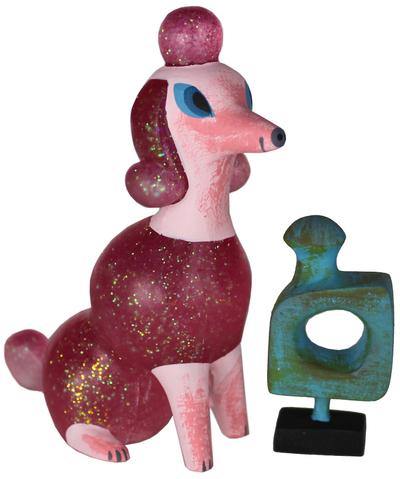 Modern_poodle_-_clear_pink_sparkly-amanda_visell_michelle_valigura-modern_poodle-switcheroo-trampt-287416m