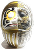 Daruma Skull X-Ray Full Color Gold