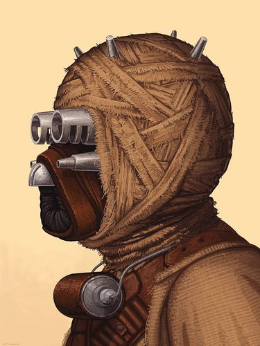 Tusken_raider-mike_mitchell-gicle_digital_print-trampt-287645m