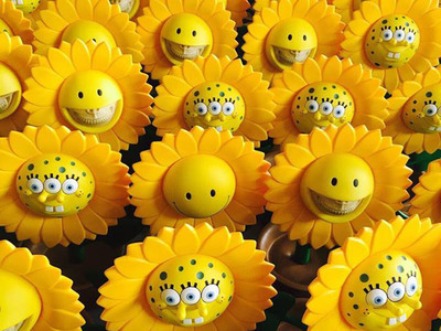Sun_flower_3_eyed_sponge-ron_english-sunflower-made_by_monsters-trampt-287760m