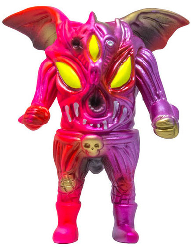 Fuschia_fight_fultkaiser-paul_kaiju-luftkaiser-toy_art_gallery-trampt-287939m
