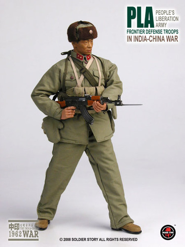 Pla_frontier_defense_troops_india-china_war_-_ss-011_-none-soldier_story_product-soldier_story-trampt-287994m
