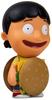 Bob's Burgers - Gene Belcher (Hamburger)