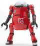 1:35 MechatroWeGo Taxi Red (ToyCon UK '17)