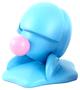 Death By Bubblegum - Light Blue
