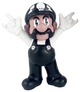 Super Metal Mario - Black & White (ToyCon UK '17)