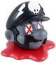 Death Metal Mario Black & White (ToyCon UK '17)